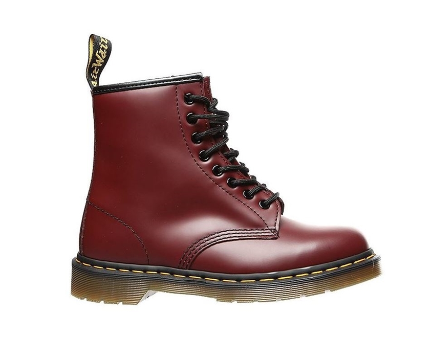 DR.MARTENS 1460 CHERRY RED SMOOTH -10072600